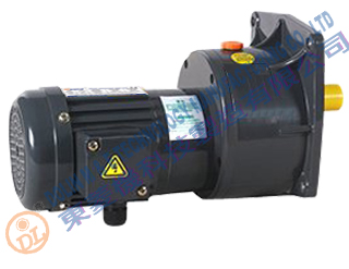 Gear reducer motor 1.5kw riato 250:1-1800:1 vertical