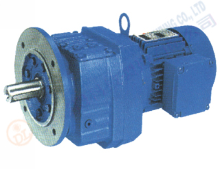 Gear reducer motor 15kw vertical