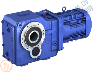 Bevel Helical Geared Motor 3.7kw ratio...