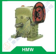 Worm reducer series HMW