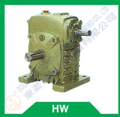 Worm reducer series HW