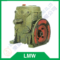 Worm reducer series LMW