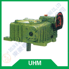 Worm reducer series UHM