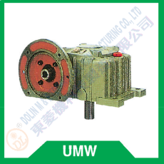 Worm reducer series UMW