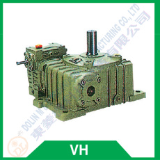 Worm reducer series VH