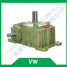 Worm reducer series VW